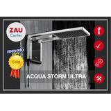 Ducha Eléctrica Acqua Storm Lorenzetti Negro Y Cromado 110v