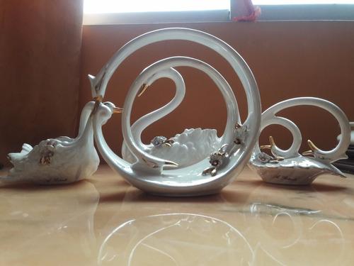 Porcelana Italiana Capodimonte Original, Con Sello Y Firma D