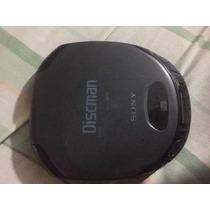 Discman Sony Clásico Coleccionable