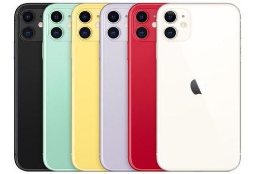 iPhone 11 128gb Nuevos Sellados Un Año De Garantía