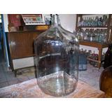 Antigua Botella De Vidrio Dama-juana 26 Litros, Buen Estado