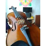 Violin Pers 4/4 Con Estuche Y Arco