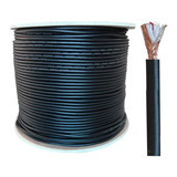 Rollo Cable De Microfono Parlante 300metros Reforzado