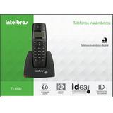 Telefono Inalambrico Ts 40 Id Marca Intelbras