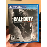 Call Of Duty Black Ops Psvita Psp Vita Envíos Todo El Pais