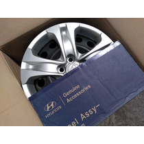 Aro Y Tapacubo Rin 17 Tucson Ix Tl Hyundai 5x114 Sonata