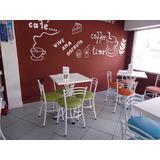 Fabrica De Sillas Y Mesas Para Bares Y Cafeterias