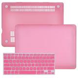 Estuche Plastico Para Laptop De 13 Macbook Pro Protector Tec