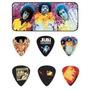 Jimmy Hendrix Vitelas Guitarras X 12 Caja Metalica