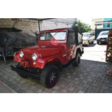 Jeep Ford Fuerte 80