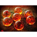 Dragon Ball Z Esferas Del Dragon  Bandai 7cm Orignal Grande