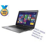 Laptop Portátil Hp Core I5 8va Gen 8gb 500gb Led 14, I3/i7