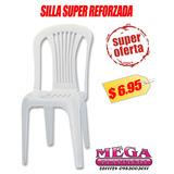 Silla Super Reforzada