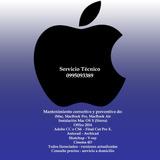 Servicio Técnico Apple - Servicio A Domicilio