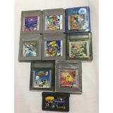 Juegos Gameboy Mario Zelda Donkey Pokemon Pacman