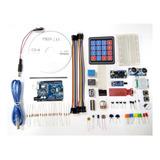 Kit Arduino Uno Smd - 85 Piezas