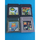 Juegos Gameboy Toy Story Bugs Frogger