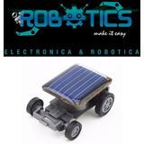 Mini Carro Solar Experimentos De Fisica Proyectos