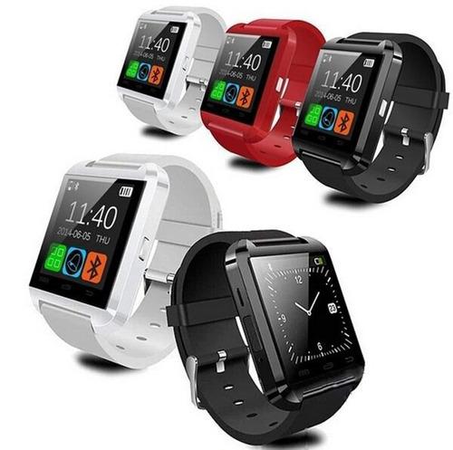 adc97f1e9ea Reloj Digital Smartwatch U8 Bluetooth