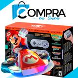 Super Nintendo Snes Mini Classic Hd Original Nuevo + Juegos