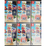 Super Mario 3d All-stars Switch Fisico- Sellado!!