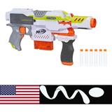 Pistola Nerf Motorizada Modulus Stryfe Blaster Juguete Niños