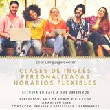Clases Particulares De Inglés A Domicilio O Vía Skype