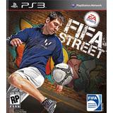 Fifa Street - Ps3 - Digital -  Español