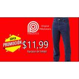 Pantalones Jeans De Trabajo