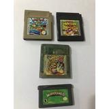 Juegos Gameboy Colección Wario