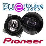 Pioneer Parlantes Para Auto - 200w - 4 Pulgadas N U E V O S