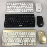 Teclado + Mouse Anera 2.4 Ghz Wireless Alta Calidad