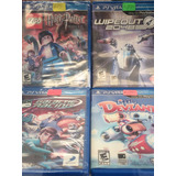 Juegos Ps Vita Harry Potter Ben 10 Wipeout Little Deviants