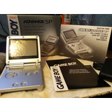 Game Boy Sp 001 Completo