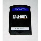 Call Of Duty Black Ops Declassified Juego Psvita Sin Caja