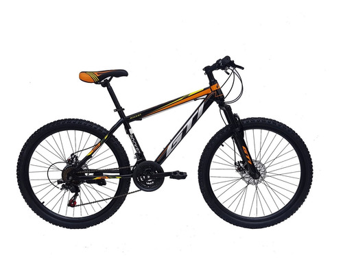 Bicicleta 26 Gti Rocket 21 Velocidades Frenos De Disco 2020