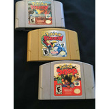Juegos Pokemon Stadium Snap Nintendo 64