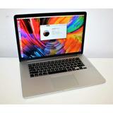 Macbook Pro Retina Core I7 16gb Ram 500gb Solido Catalina