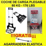 Coche Carga Capacidad 150kg, 80kg, 40kg Cajas, Maletas, Gas