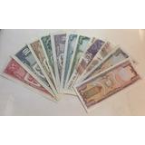 Billetes De Ecuador : Juego Desde 5 A 50000 Sucres