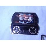Vendo Psp Go Sony De 16 Gb Con Cargador Full Juegos