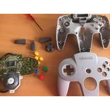 Restauración, Mantenimiento Y Reparación De Controles N64
