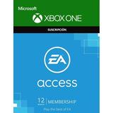 Ea Access  - Game Pass 47$ - Xbox Gold 47$ - 12meses Digital