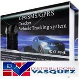 Gps Tracker Localizador Para Carros, Vehiculos Sms