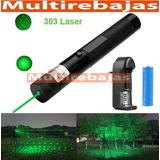 Green Laser Pointer Pen Puntero Laser Profesional