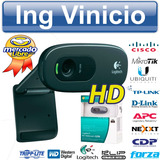 Camara Web Webcam Logitech Hd C270 Usb + Microfono + 3mpx