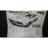 Dodge Charger Escala 1/16 General Lee
