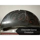 Velocimetro Tacometro  Chevrolet Corsa Evolution