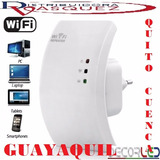 Repetidor Amplificador De Señal Wifi Portatil Router 300mbps