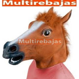 Mascara Cabeza De Caballo Latex